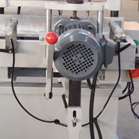 lock hole drilling machine drill motor