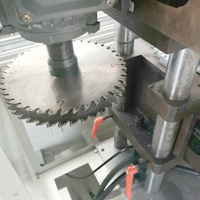end face milling machine cutter