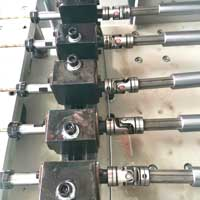 aluminum hole drilling machine head details