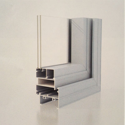 WM50 aluminum casement window profiles