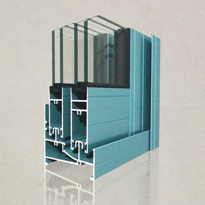 wm988 Aluminum Sliding Window Profiles