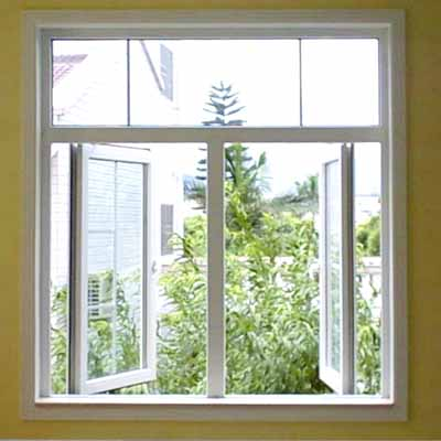 uPVC 60 Out-swing Casement Window Profiles