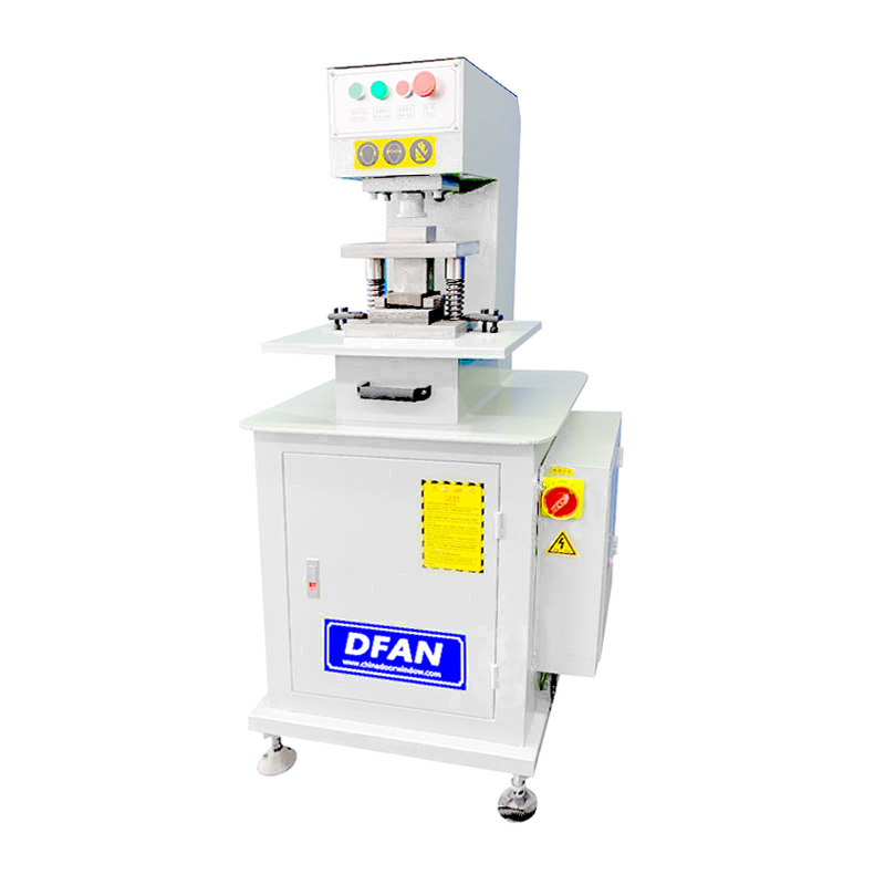 PVC Window hole punching Machine